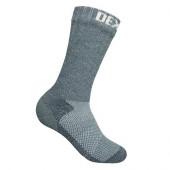 Водонепроницаемые носки Dexshell Terrain Walking серые S (36-38)