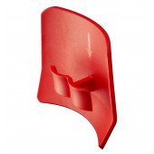 Нож шеф-повара Opinel+защита пальцев, деревянная рукоять, нержавеющая сталь, коробка, 001744