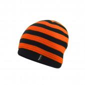 Детская водонепроницаемая шапка DexShell DH552 оранжевая