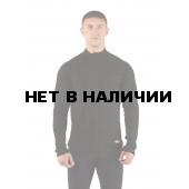 Футболка мужская OLE/ длинный рукав/ шерсть 260/ черный/ L
