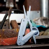 Нож многофункциональный Roxon KS KNIFE-SCISSORS, металлический S501