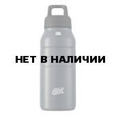 Бутылка для воды Esbit Majoris, темно-серая, 0.48 л