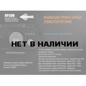 Налобный фонарь Fenix HP30R черный