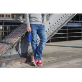 Бутылка для воды Esbit MAJORIS DB1000TL-B, из нержавеющей стали, синяя, 1.0 л
