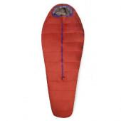 Спальный мешок Trimm BATTLE, красный ,195 R