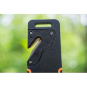 Нож Ganzo G8012 оранжевый