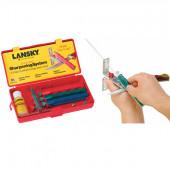 Точилка для ножей Lansky Deluxe Knife Sharpening System LNLKCLX