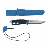 Нож Morakniv Companion Spark (S) Blue, нержавеющая сталь, 13572