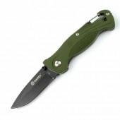 Нож Ganzo G611 зеленый
