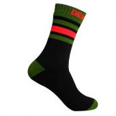 Водонепроницаемые носки DexShell Ultra Dri Sports Socks M (39-42) с оранжевой полосой