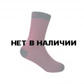 Водонепроницаемые носки детские DexShell Ultra Thin Children Socks M (18-20 см), бордовые