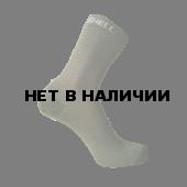 Водонепроницаемые носки DexShell Ultra Thin Crew S (36-38), оливковый зеленый
