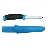 Нож Morakniv Companion Blue, нержавеющая сталь, 12159