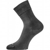 Носки Lasting PLB 900, cotton+nylon, черный, размер S (PLB900S)