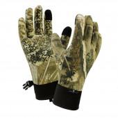 Водонепроницаемые перчатки Dexshell StretchFit Gloves, камуфляж L
