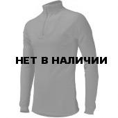 Футболка мужская BMD/ длинный рукав/ хлопок / черная/ XL