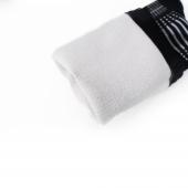 Водонепроницаемые носки Dexshell Mudder S (36-38), Черные с серыми полосками