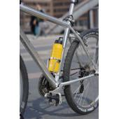 Бутылка для воды Esbit MAJORIS DB680TL-Y, из нержавеющей стали, желтая, 0.68 л