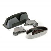 Набор сменных ремней Work Sharp E5 Upgrade Kit плюс 2 направляющих 15 и 20 градусов, подходит для точилок E5 и E5-NH 5 ШТ. CPAC007