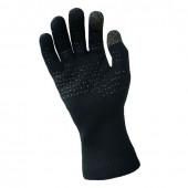 Водонепроницаемые перчатки Dexshell ThermFit Gloves, черный XL