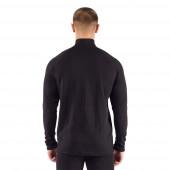 Футболка мужская WIRY/ длинный рукав/ шерсть 260/ черный/ M (WIRY9099M)