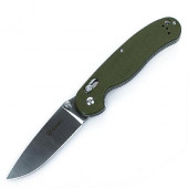 Нож Ganzo G727M зеленый