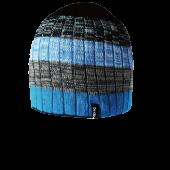 Шапка водонепроницаемая Dexshell DH332N градиент голубой, размер (56-58см)