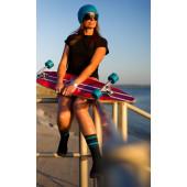 Водонепроницаемые носки DexShell Ultra Dri Sports Socks L (43-46) с голубой полоской