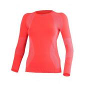 Футболка женская Tasa/ длинный рукав/ синтетика 200/ оранжевая/ XXS-XS (Tasa2101XXSXS)