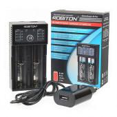 Зарядное устройство Robiton MasterCharger 2B Plus
