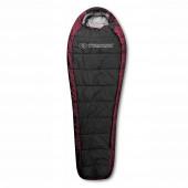 Спальный мешок Trimm Trekking ARKTIS, красный, 185 R