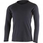 Футболка мужская BERT 5988 M/ длинный рукав/ шерсть 260/ темно-серый/ M (BERT-5988M)
