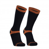 Водонепроницаемые носки Dexshell Thermlite Orange L (43-46)