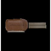 Точилка ручная Morakniv® Diamond Sharpener 600 Fine алмазная в кожаном чехле, 501-9860