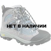 Ботинки трекинговые Lomer Fiemme Lady gray/navy