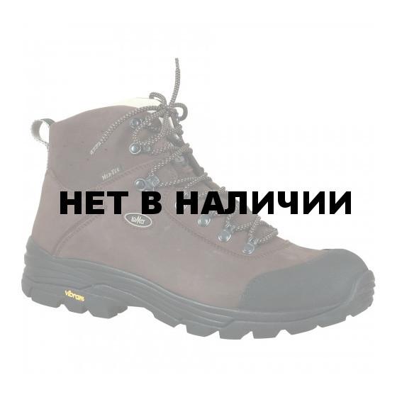 Ботинки трекинговые Lomer Gottardo brown