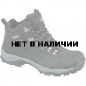 Ботинки трекинговые THB Berg с мембраной черные