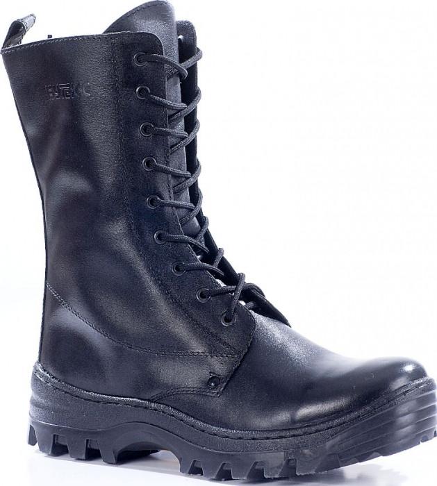Ботинки с высокими берцами АВИАТОР кожа 706, производитель Бутекс ... 467f30d23eb