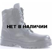 Зимние ботинки с высокими берцами ПИЛОТ кожа-овчина 181