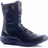Ботинки с высокими берцами ЭКСТРИМ кожа 191