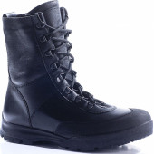 Зимние штурмовые ботинки городского типа КОБРА кожа-матрикс меринос 12034