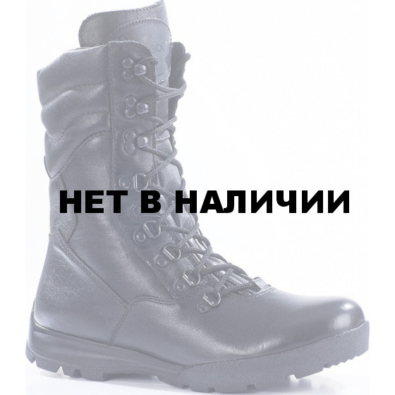 Зимние ботинки с высокими берцами ОХОТНИК кожа-меринос 6223
