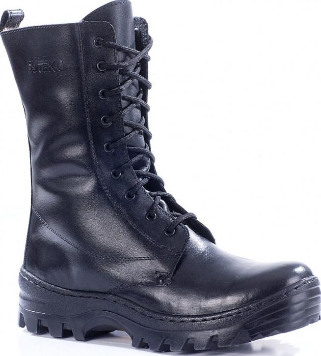 Зимние ботинки с высокими берцами АВИАТОР кожа-овчина 79 ... 0a249e16b3c