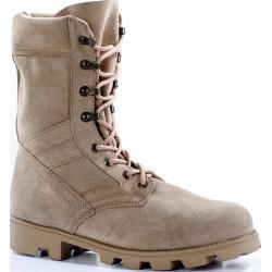 Летние ботинки с высоким берцем КАЛАХАРИ 11051 desert
