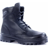Ботинки c невысокими берцами ПИЛОТ кожа 136