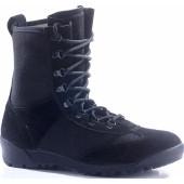 Летние штурмовые ботинки городского типа КОБРА велюр-хлопок 12100