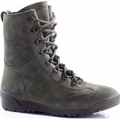 Летние штурмовые ботинки городского типа КОБРА олива велюр 12031