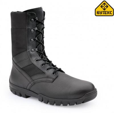 Ботинки облегченные с высокими берцами ТРОПИК кожа-нейлон 1000D 7161