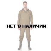 Костюм ТАЕЖНИК (курт.+бр.), ткань Палатка, хаки