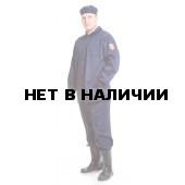 Костюм КЩС (куртка+брюки), ткань полиэфир, цвет т.синий